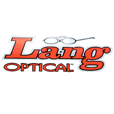 Lang optical logo