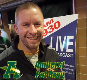 Amherst Pat Bray