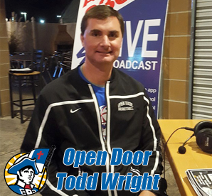 Open Door Todd Wright