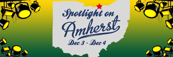 Spotlight on Amhers Banner
