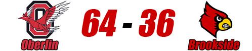 Oberlin Brookside score