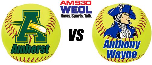 Amherst vs Anthony Wayne