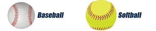 baseball softball key