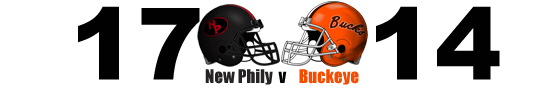 New Philly Buckeye