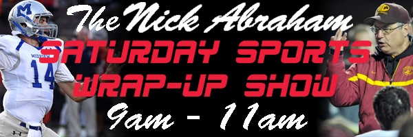Saturday Sports Wrap up Show
