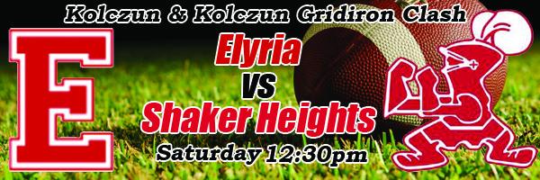 Second Elyria Shaker
