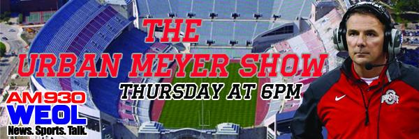 Urban Meyer Show Banner